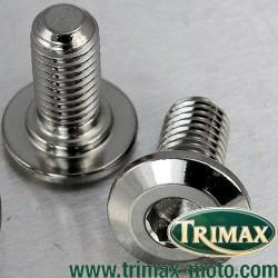 vis de disques de frein Triumph carbu classic et tiger