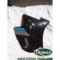 Flanc de carénage gauche noir Triumph 750 Daytona  n°1
