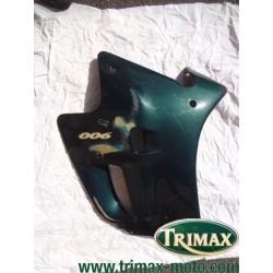 Flanc de carénage gauche vert Triumph Trophy n°5