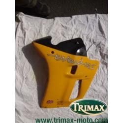 Flanc de carénage droit jaune Triumph Daytona  n°5