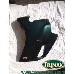 Flanc de carénage droit vert Triumph Daytona  n°6