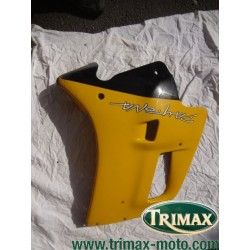 Flanc de carénage droit jaune Triumph Daytona  n°7