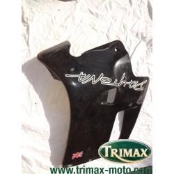 Flanc de carénage droit noir Triumph Daytona n°8