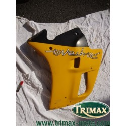 Flanc de carénage droit jaune Triumph Daytona n°12