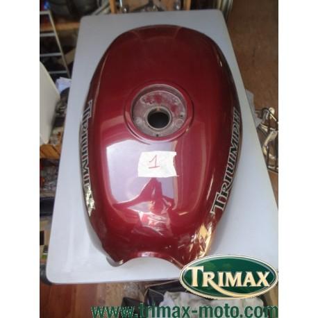 réservoir Triumph standard n°1 bordeaux Triumph Trophy post 1996