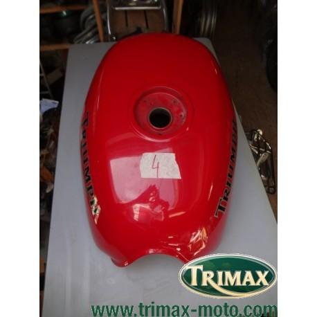 Réservoir Triumph standard n°4 rouge