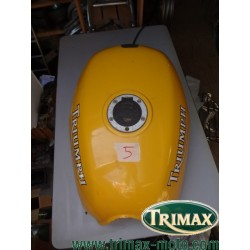 Réservoir Triumph standard n°5 jaune