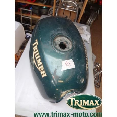 Réservoir Triumph standard n°10 vert anglais