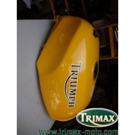 Réservoir Triumph standard n°11 jaune