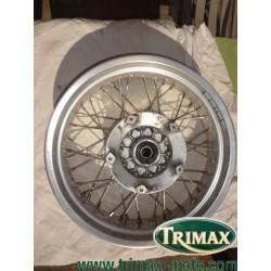 jante arrière Behr aluminium  17*4.25 de thunderbird sport ou legend pour pneu en 160 pour classic et tiger