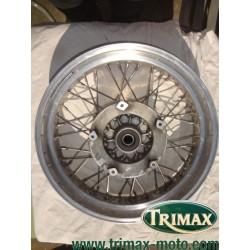 jante arrière morad aluminium  17*4.25 de thunderbird sport ou legend pour pneu en 160 pour classic et tiger