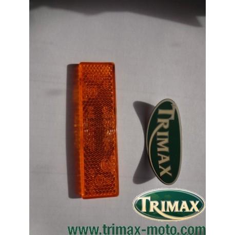 catadioptre de radiateur trident / speed triple