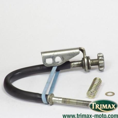 Molette de réglage de ralenti pour 3 cylindres mikuni BST36 Triumph