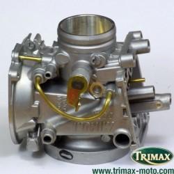 Corps de carburateur n°1 pour rampe 4 cylindres mikuni BST 36
