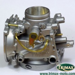 Corps de carburateur n°4 pour rampe 4 cylindres ou n°3 pour rampe 3 cylindres mikuni BST 36